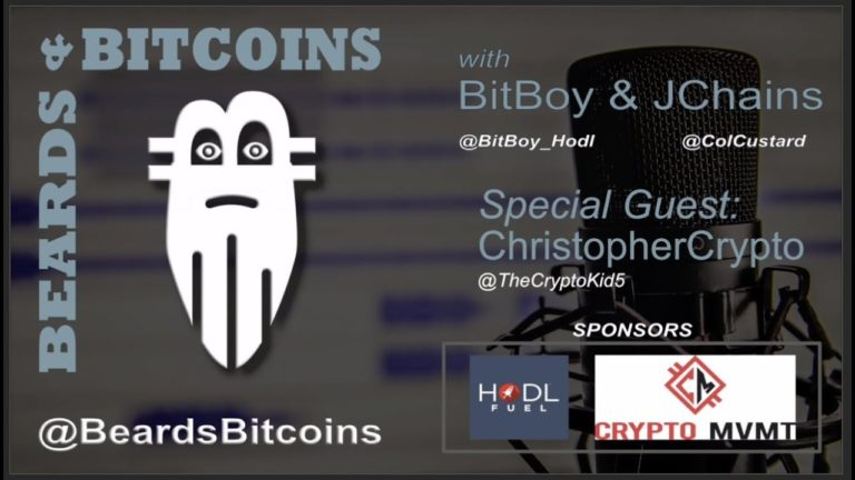 Beards & Bitcoins Episode 9: Live from World Crypto Con