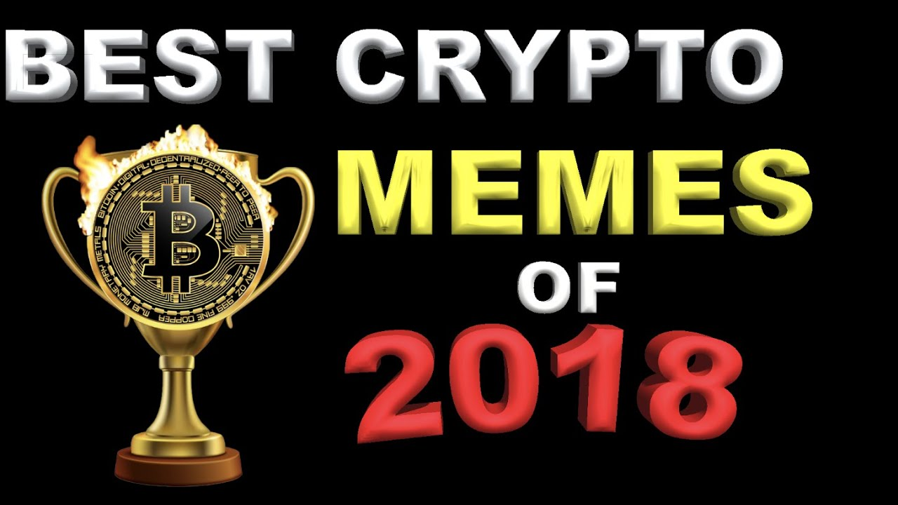 Best Crypto Memes of 2018