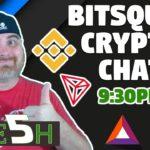 Binance & Tron Criminals? | Bitcoin Lightning Network News | BitSquad Crypto Chat
