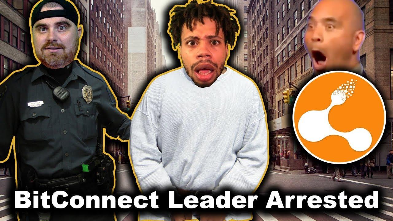 BitConnect Leader Arrested   Kin Over Ethereum?   Crypto News