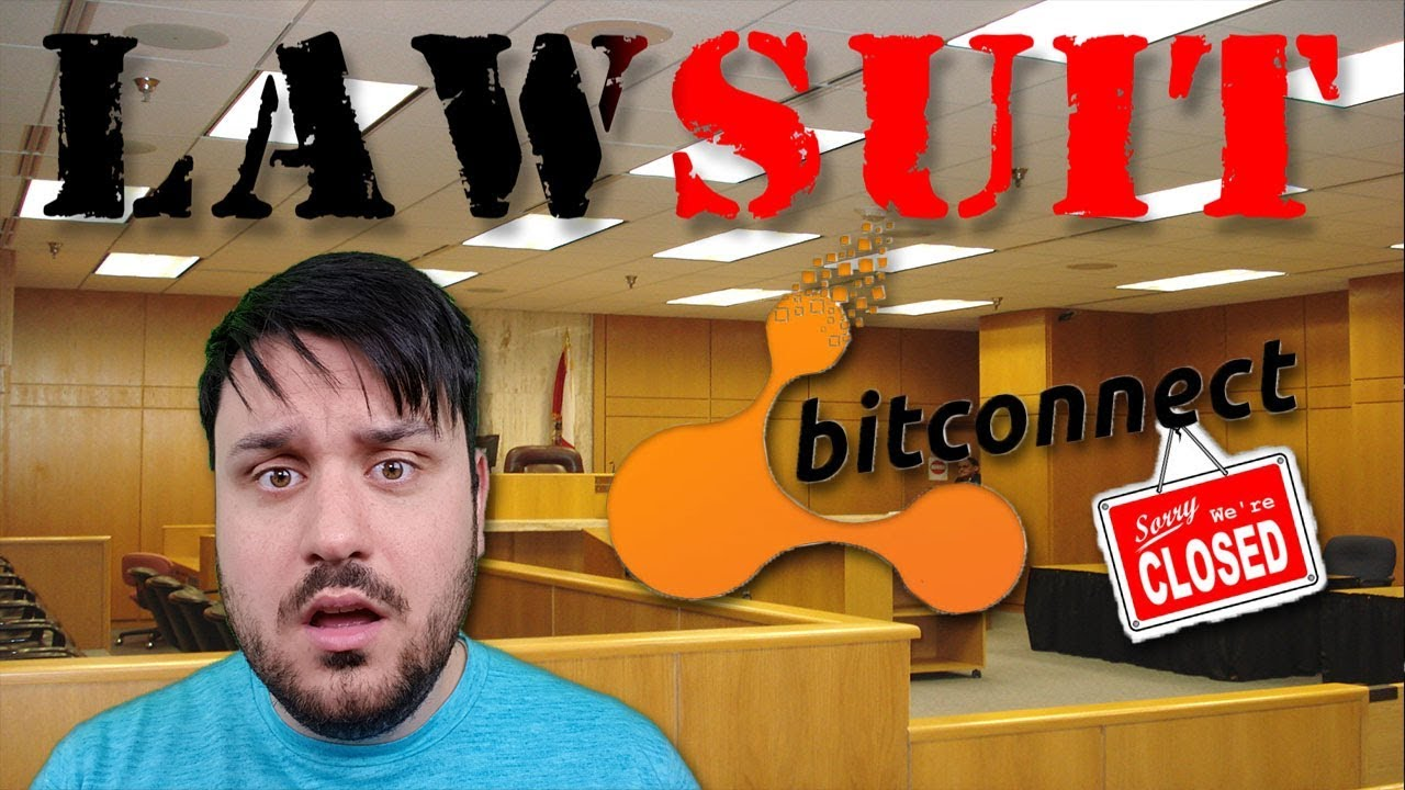 BitConnect and YouTube Promoters Class Action Lawsuit