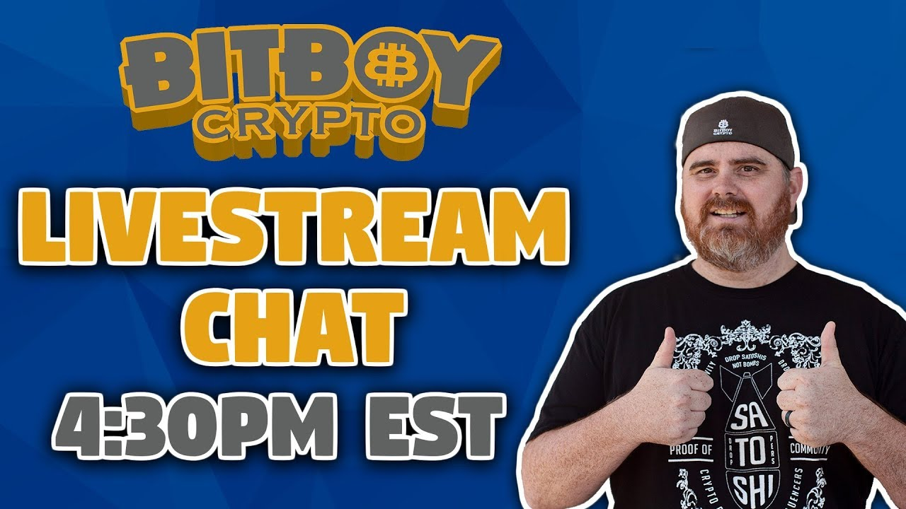 BitSquad Crypto Chat Livestream | What Are You Buying? | Consensus