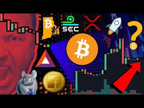 Bitcoin Accumulation Confirmed! FINALLY a GREEN Month! Will $BTC Dump? FB Coin = Rat Turds?