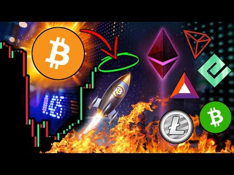 Bitcoin BULL Market Confirmed IF $BTC Can Do This ONE Thing! ? ETH Explodes! Energi AMA