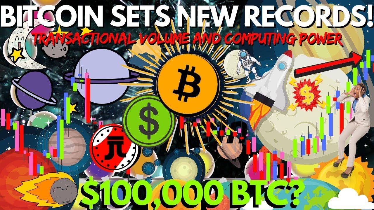 Bitcoin Breaks Records | Litecoin Halving | BTC News