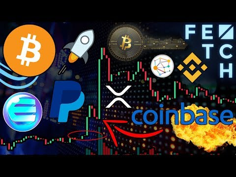 Bitcoin Crushes PayPal in Volume! Coinbase Insider Trading? Fetch.AI: Should You Buy? Coinomi ⚠️