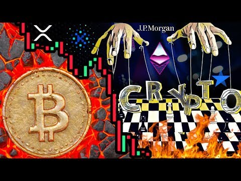 Bitcoin Dumps!!! Crypto NUCLEAR Winter?!? Manipulation EXPOSED! $ETH Whales FAKING Decentralization?