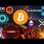Bitcoin Headed Sub $3k Despite Good News?!? CAUTION: CookieMiner Malware! Zilliqa Sharding