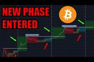 Bitcoin OFFICIALLY Entering Re-Accumulation. Ben Shapiro Endorses Bitcoin.