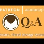Bitcoin Q&A: Secure, tiered storage system