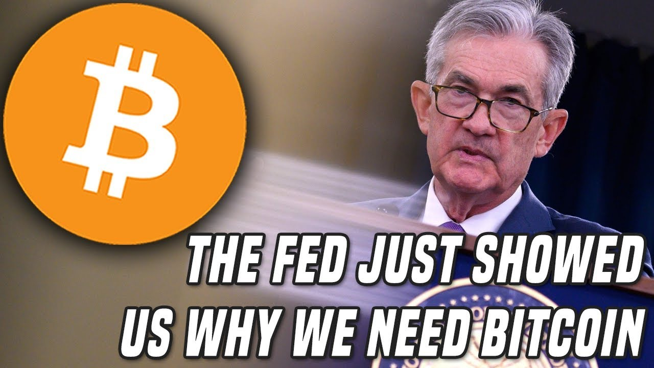 Bitcoin Set To Rocket | The FED Cut Rates For The First Time In Ten Years