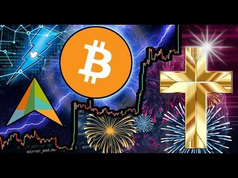 Bitcoin Smashes $4k!!! Could Golden Cross Actually Kick Start the Next Bull Run?!? Fidelity LN Torch