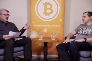 Bitcoin & Blockchain in Norway - Interview with Andreas M. Antonopoulos