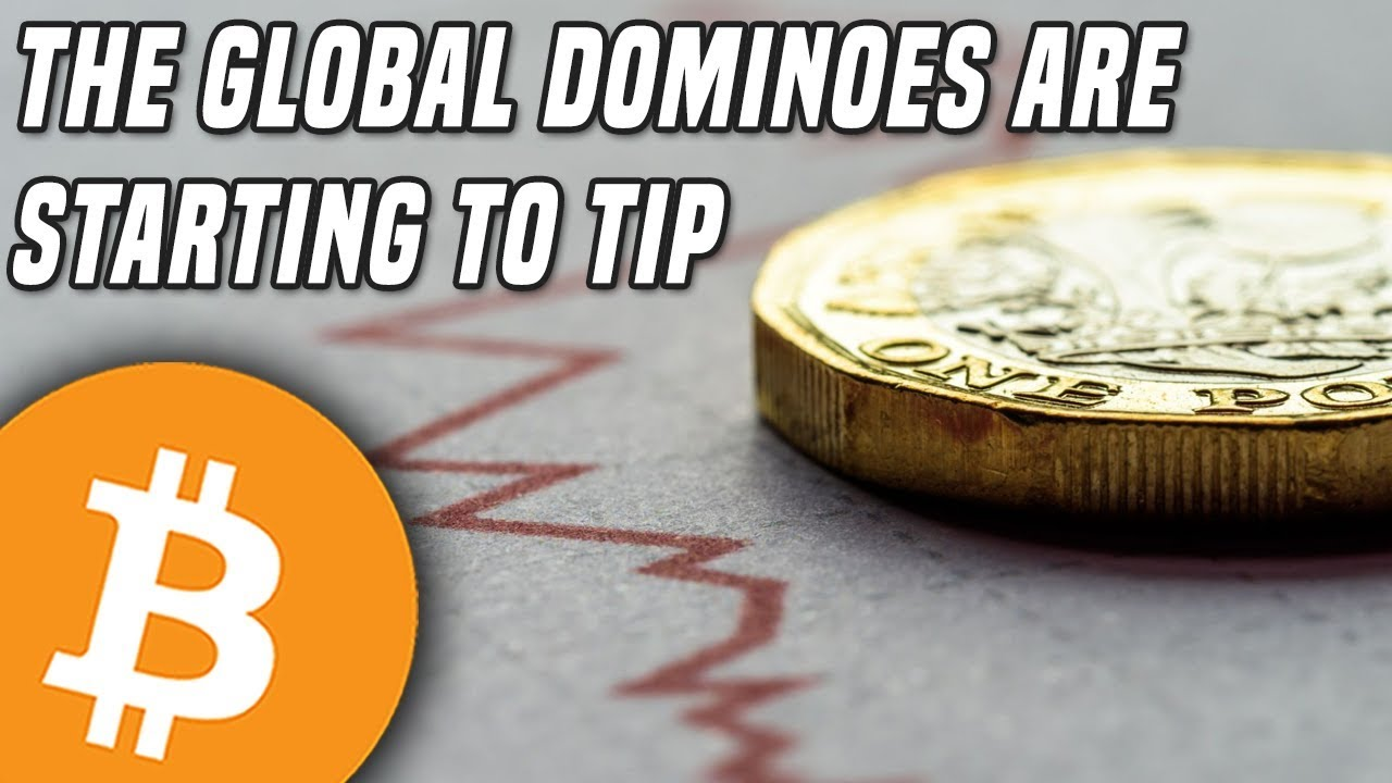 Bitcoin & Gold | The Global Dominoes Are Starting To Tip