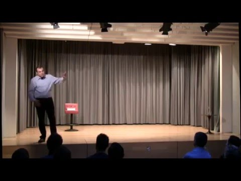 """Bitcoin and the coming """"Infrastructure Inversion"""" - Zurich Meetup March 2016"""
