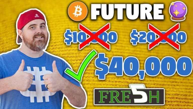 Bitcoin to $40K by EOY   Litecoin to the Moon   CCN Shutting Down   Earn IOST with Dapps