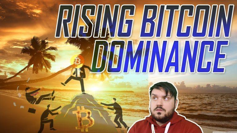 Bitcoins Dominance set to Rise