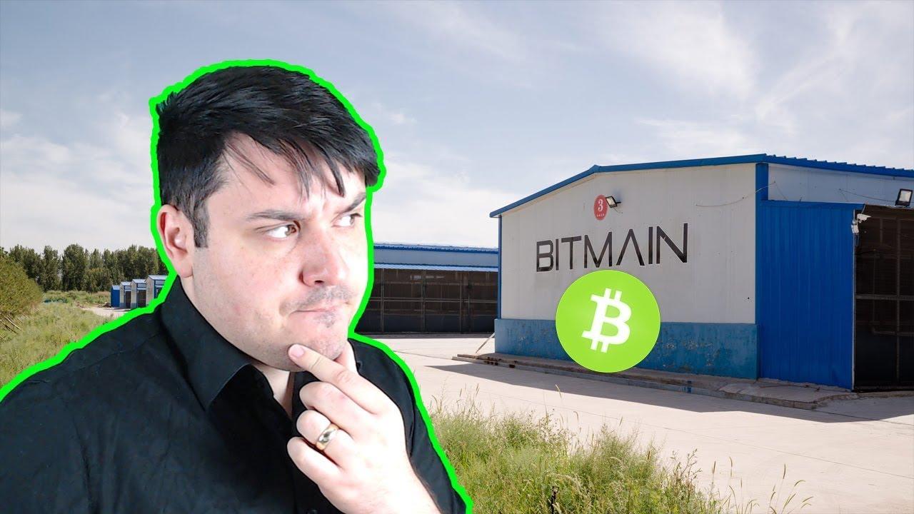 Bitmain and Bitcoin Cash - China Market Manipulation