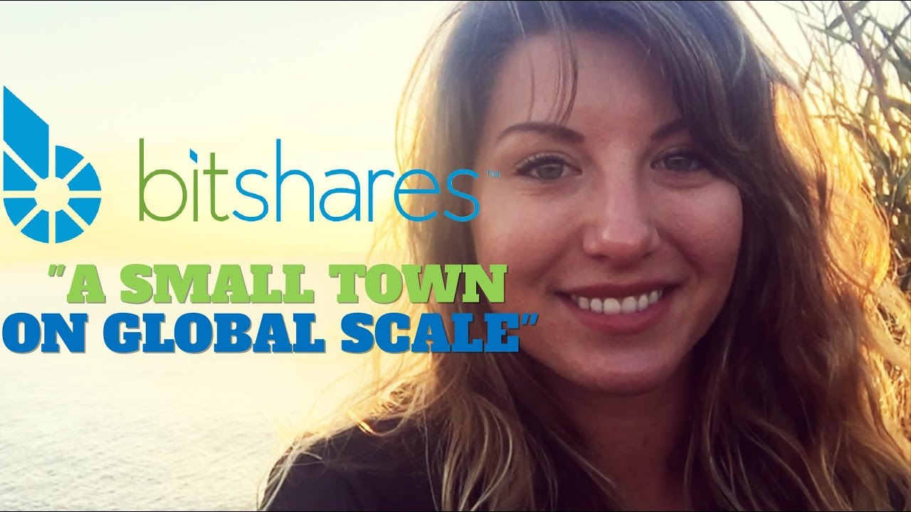 Bitshares- A Small Town on Global Scale