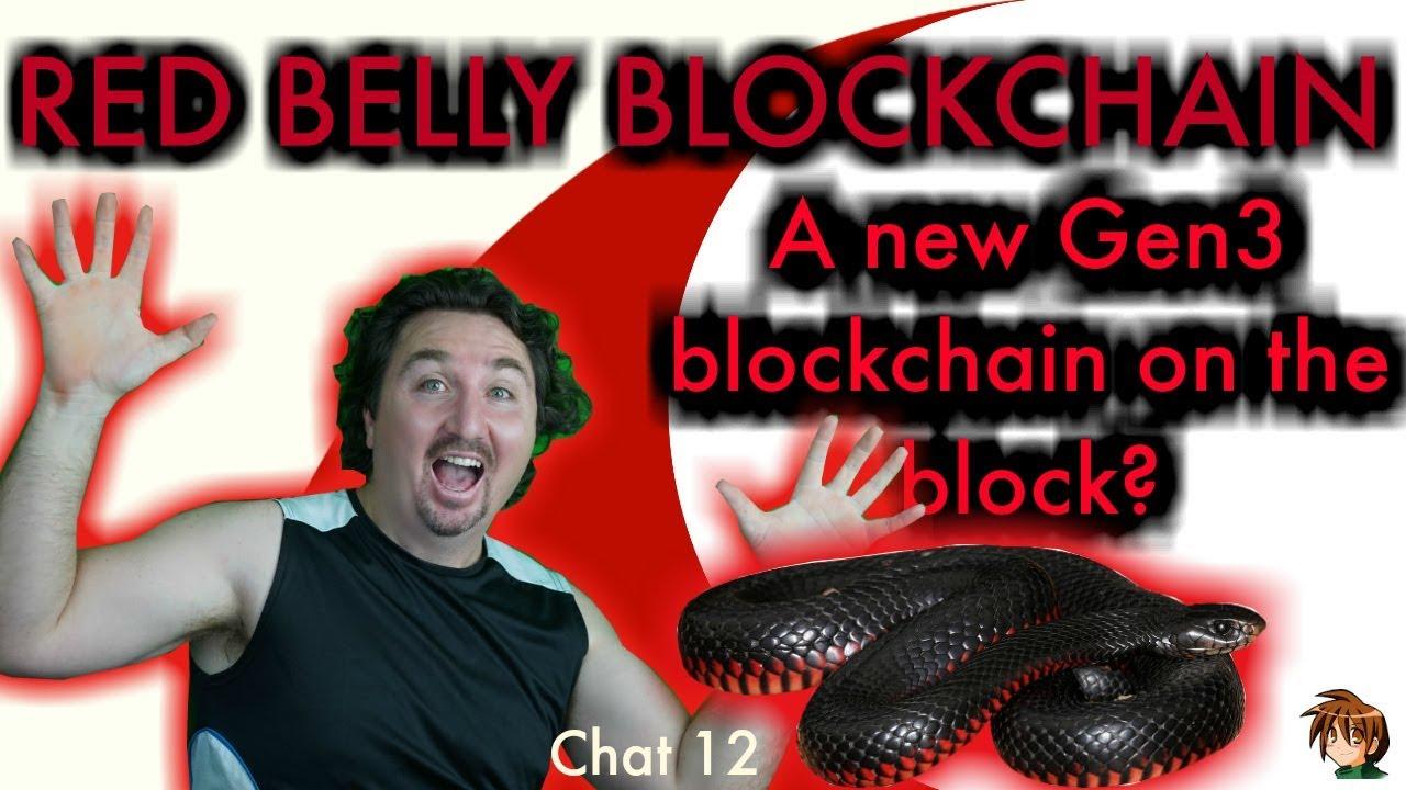 Blockchain Crypto News Red Belly Blockchain. The new Gen 3 blockchain on the block? Aussie Crypto