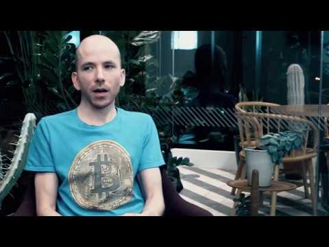 Blockchain Documentary - Chris Coney from The Cryptoverse