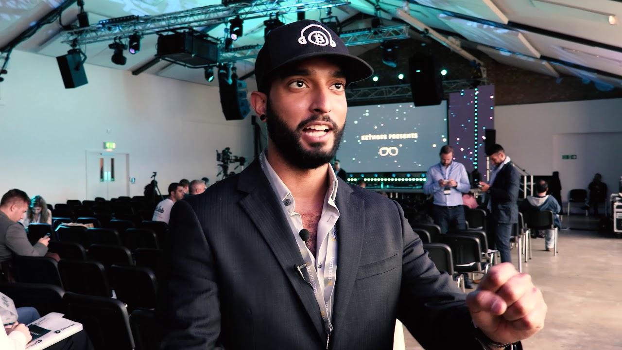 Blockchain Documentary - Omar from Crypt0 News