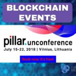 Blockchain Events - Pillar Project Unconference Day 1