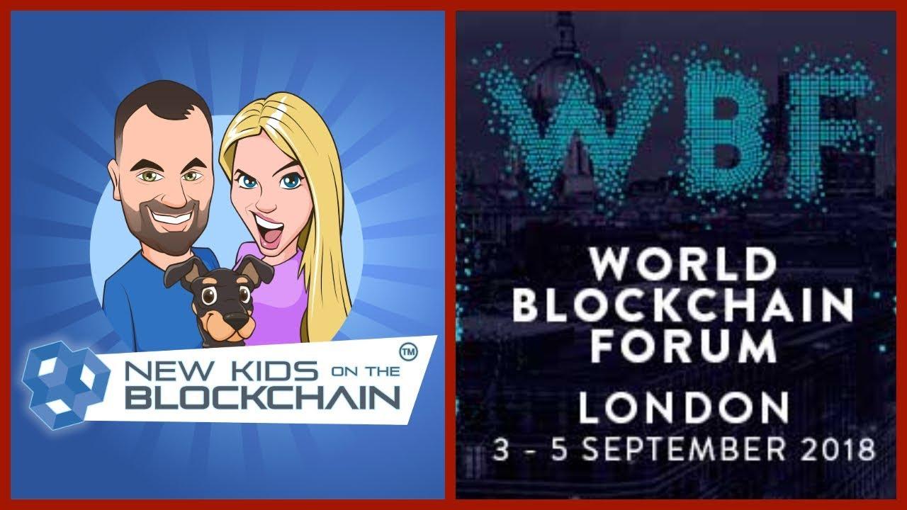 Blockchain Events - World Blockchain Forum London  2018