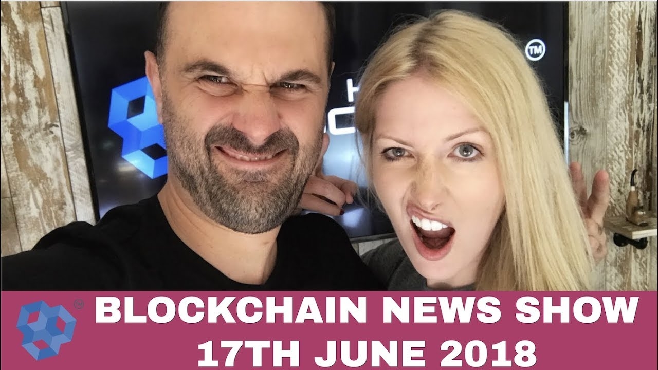 Blockchain News !. EOS, Fetch, Crypto Police, MJAC and  Cryptocurrency