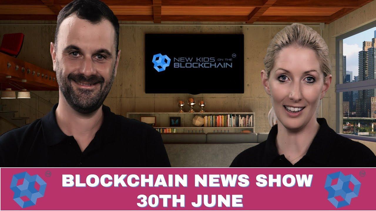 Blockchain News Show  - Cryptocurrency , BTC, Karma, EOS, Altcoins, Litecoin and  ICO