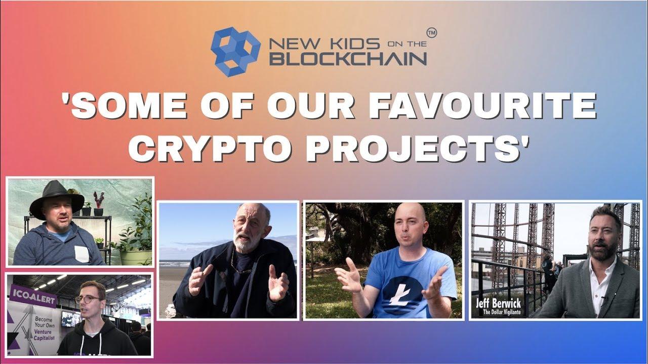 Blockchain Project, Favourites (EOS, Litecoin, Salt, Veri, BTC, Theta, PPT )