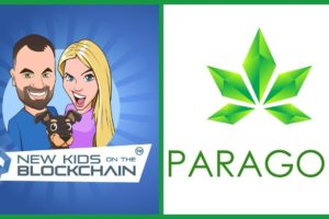 Blockchain Projects - Jessica Veeg from Paragoncoin cryptocurrency