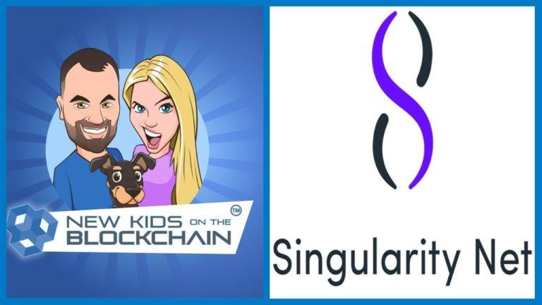 Blockchain Projects – SingularityNET: Blockchain meet AI !
