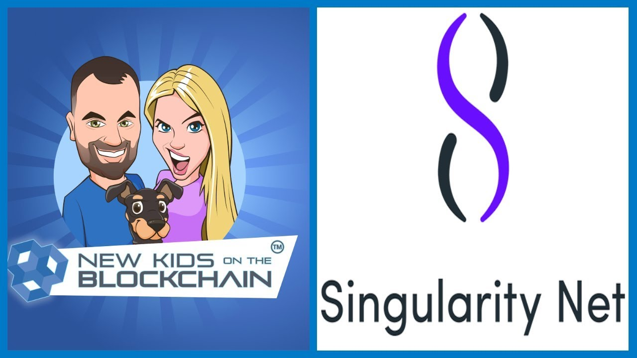 Blockchain Projects - SingularityNET: Blockchain meet AI !