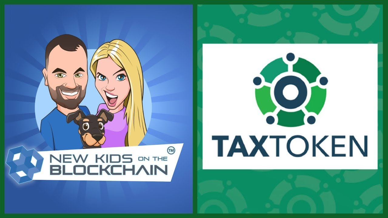 Blockchain Projects - Tax Token  Cryptocurrency News