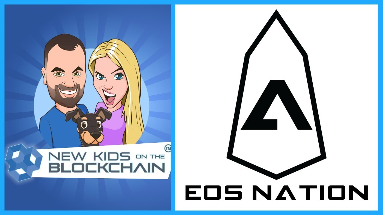 Blockchain Projects The Future Of EOS, with Eos.IO Nation