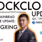 Blockcloud | BlockchainBrad | TCP/IP Blockchain Architecture | Building a New Internet | OKEx
