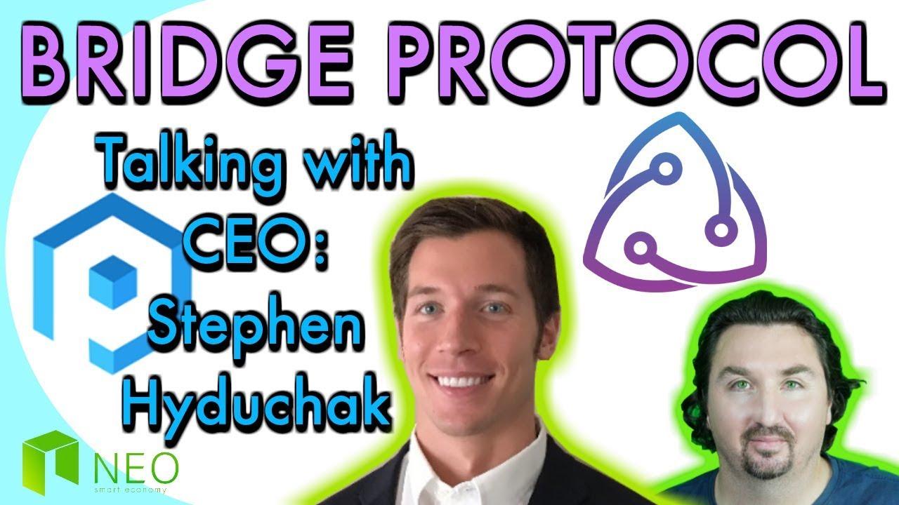 Bridge Protocol: Exclusive Interview with Stephen Hyduchak by BlockchainBrad