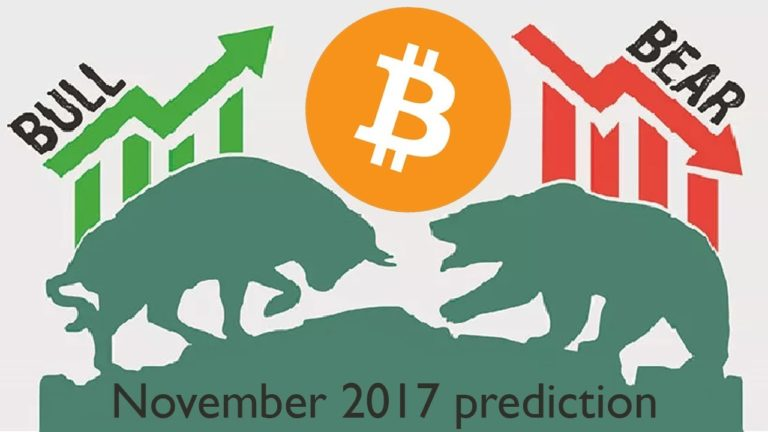 Bull or Bear: November 2018 market prediction