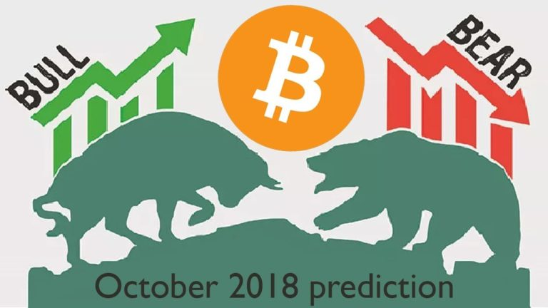 Bull or Bear: October 2018 market prediction