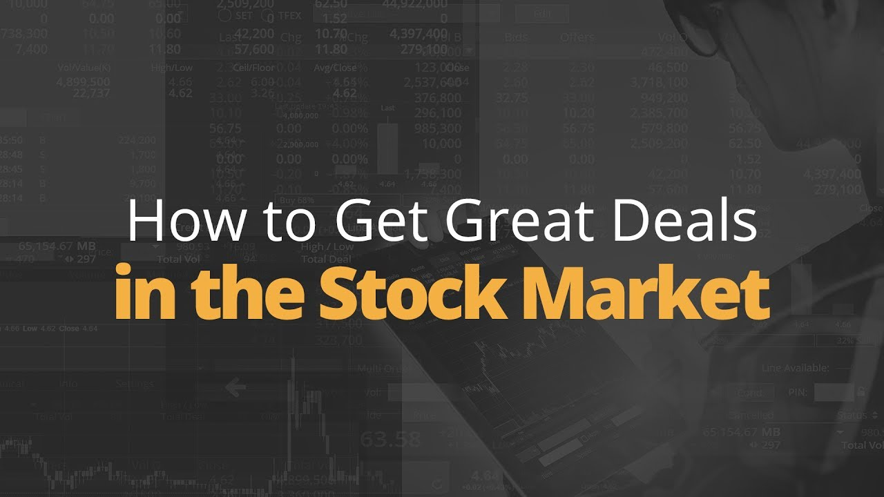 Buying $10 for $5 - How to Get the Best Value in the Stock Market   Phil Town
