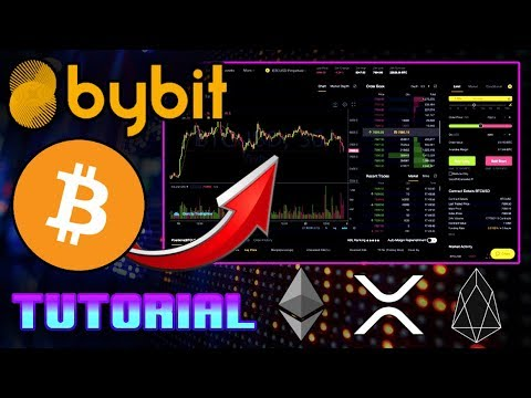 ByBit Exchange Tutorial: How to Long or Short Bitcoin   Leverage Trading [Review]