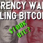 CNBC: China Currency War is MASSIVE BULL INDICATOR for Bitcoin! $100K BTC by 2021?