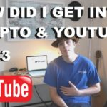 """CRAVING CRYPTO EP 13 """"HOW DID I GET INTO CRYPTOCURRENCY & YOUTUBE?!"""""""