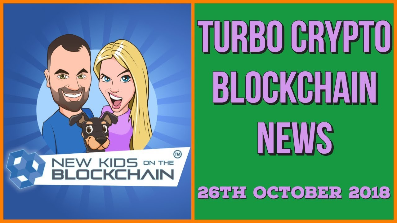 CRYPTO BLOCKCHAIN BTC NEWS 26th OCT. BTC , ETH , VERITASEUM , EOS , LTC and MORE!
