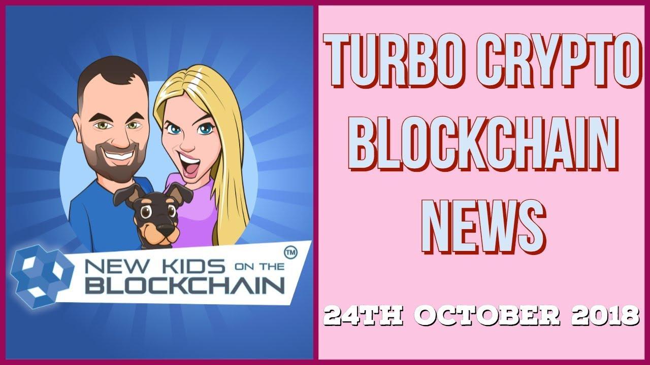 CRYPTO BLOCKCHAIN NEWS 24th OCT. BTC ,  ETHEREUM , RIPPLE  , EOS , LTC  and MORE!