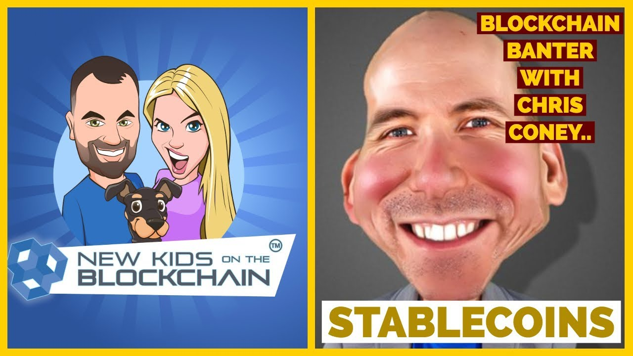 CRYPTO STABLECOINS 101 With CHRIS CONEY.