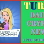 CRYPTO TURBO NEWS - 11th Oct. BTC , ETH , XRP , BCH and EOS