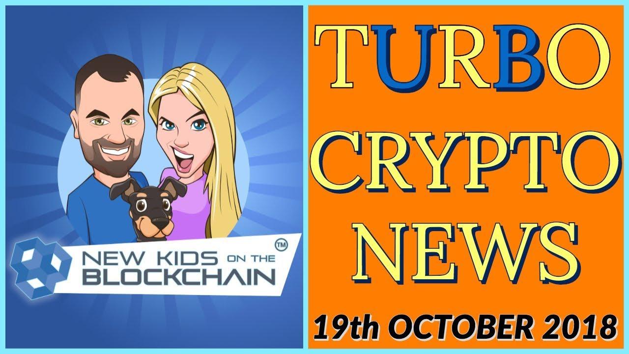CRYPTO TURBO NEWS 19th Oct - BITCOIN, ELON MUSK, BINANCE, LTC, BTC and MORE!