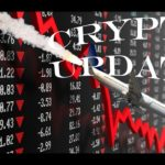 CRYPTO UPDATE! Bitcoin Plummets $1000- Reasons Why